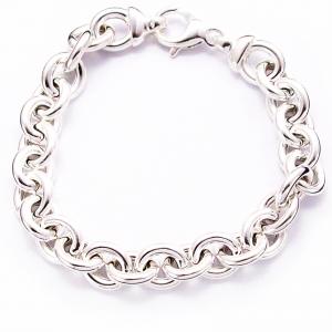 Belcher Link Bracelet –  Hollow (10.50mm Width)