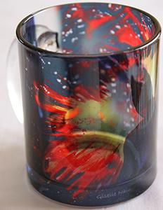 Batman Glass Mug