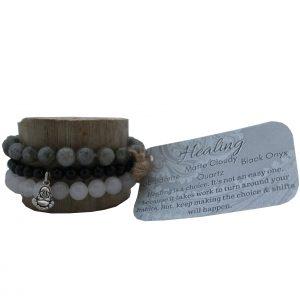 Healing Stack Bracelet