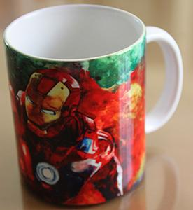 Ironman Mug