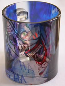 Joker Glass Mug