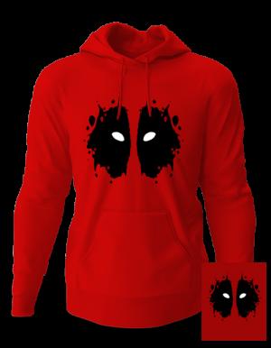 Deadpool Eyes Hoodie