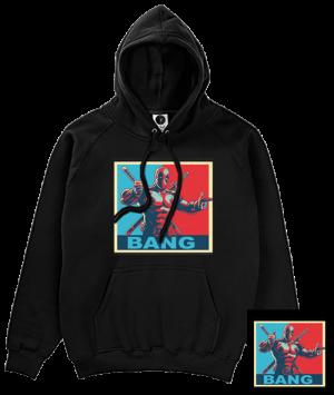 Deadpool Bang Hoodie
