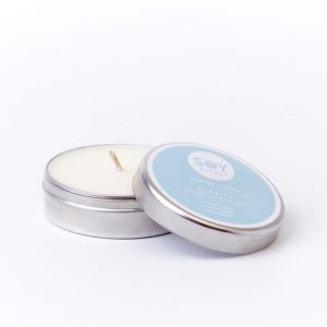 Clarity Classic Travel-Lites Moisturising Soy Candle 55ml