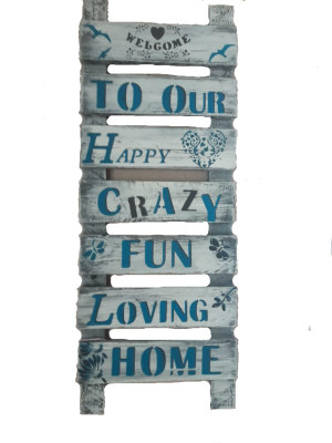 Welcome to home wall hanging 2