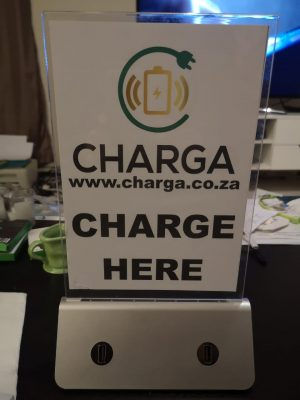Static TableTalkers Mobile Chargers