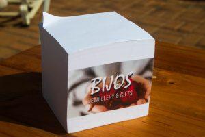 Personalised Paper Block