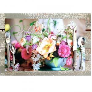 Floral Placemats