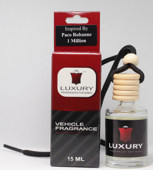 Car Fragrance for Him inspired by Paco Robanne 1 Million