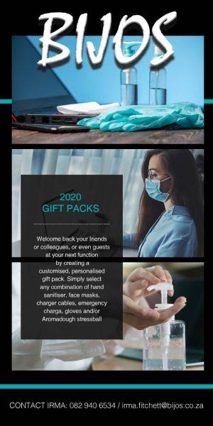 2020 Gift Packs